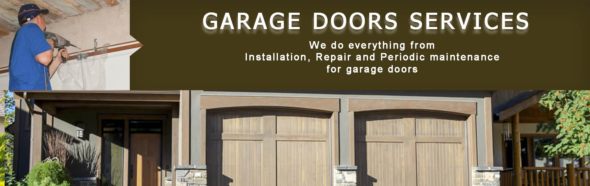 United Garage Door Service Springfield, PA 610-229-9001